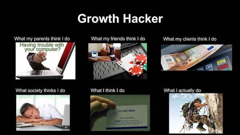Growth Hacker Cover