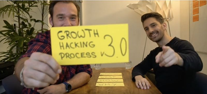 Growth Hacking Prozess