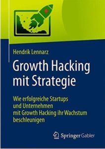 Growth-Hacking-mit-Strategie-Buch